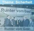 Thema Sicherheit: Runter vom Gas!